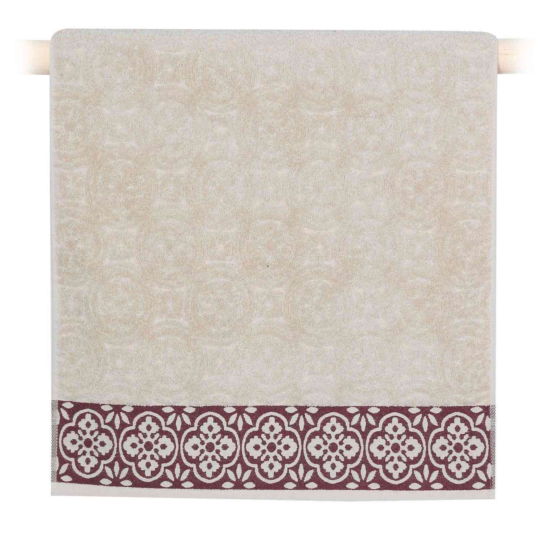 Πετσέτα Distinct Beige Nef-Nef Σώματος 70x140cm