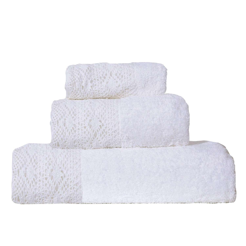 Πετσέτες Σετ 3τμχ Mimika Nef-Nef Σετ Πετσέτες