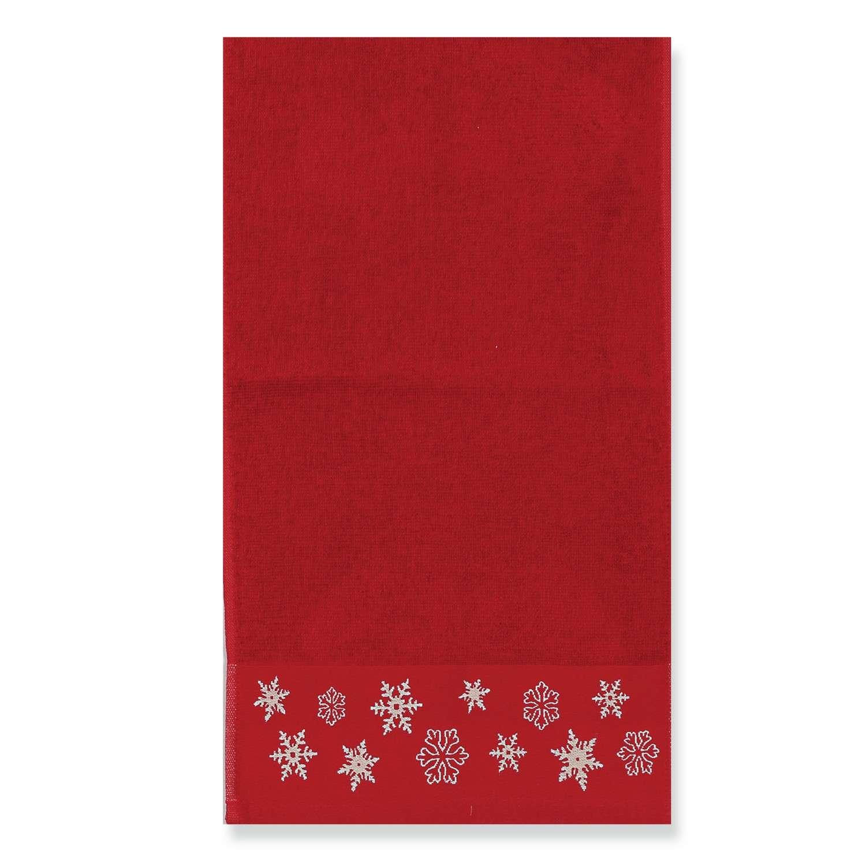 Πετσέτα Χριστουγεννιάτικη Σετ 2τμχ Miracle Nef-Nef 30x50cm
