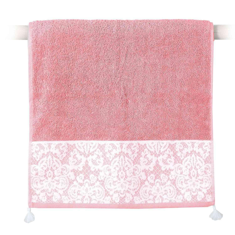 Πετσέτα Nadia Peach Nef-Nef Χεριών 30x50cm
