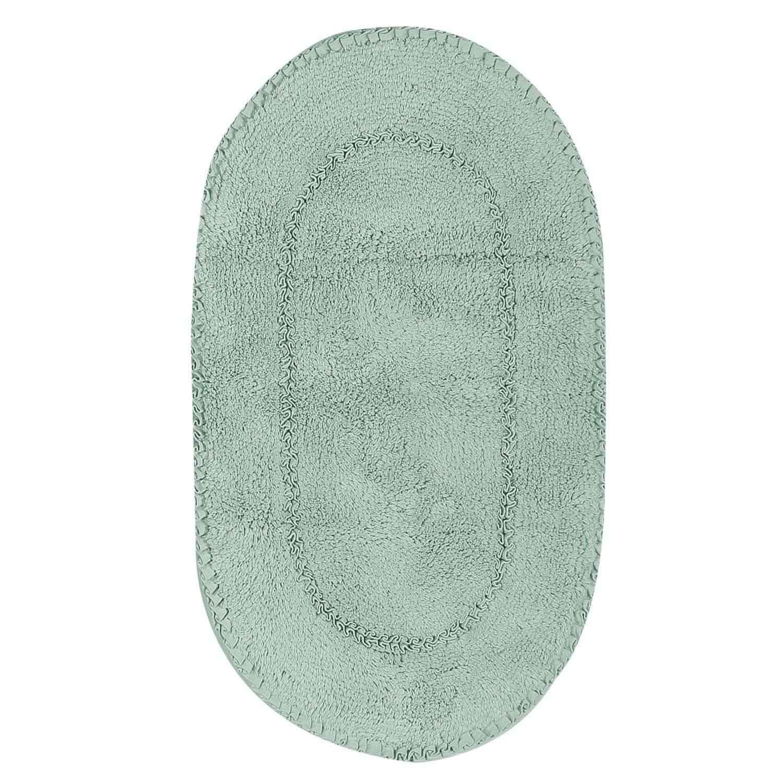 Ταπέτο Μπάνιου New Crochet Pistachio Nef-Nef Medium 55x85cm
