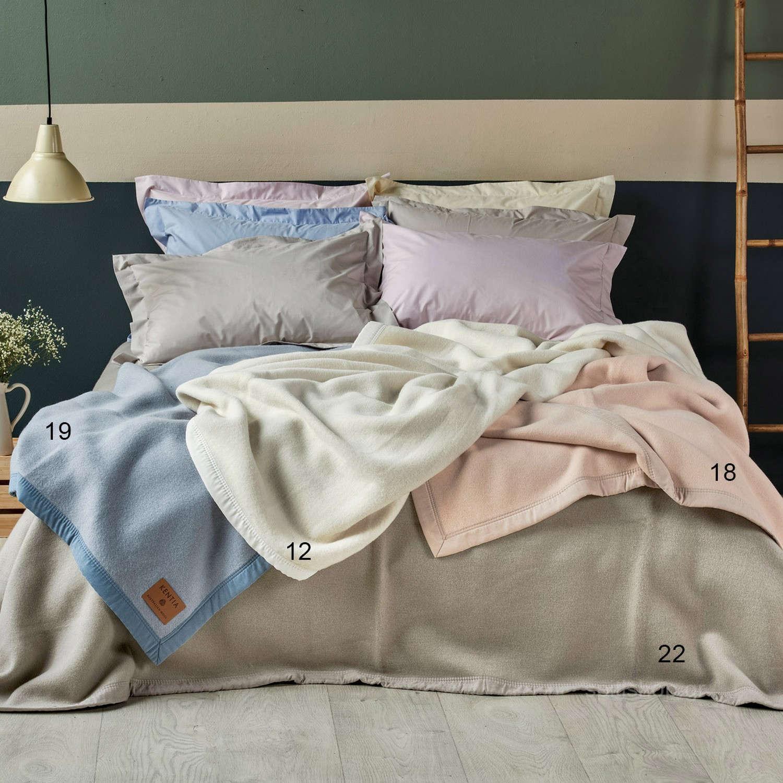 Κουβέρτα Mythos 12 Cream Kentia Υπέρδιπλo 220x240cm