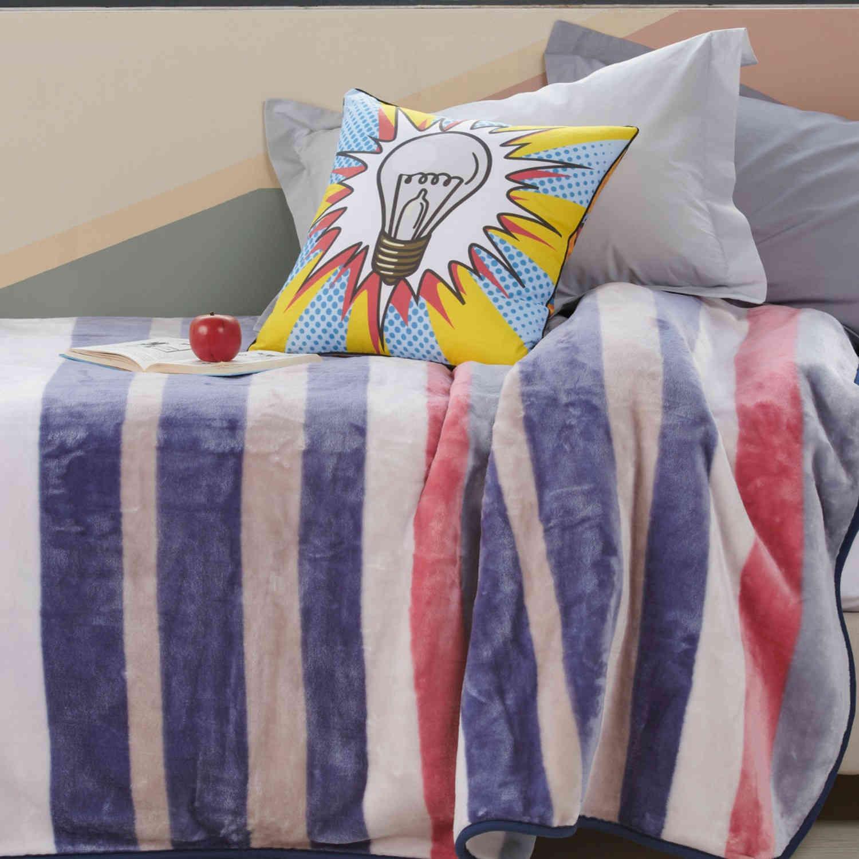 Κουβέρτα Παιδική Castellano Kentia Μονό 160x220cm
