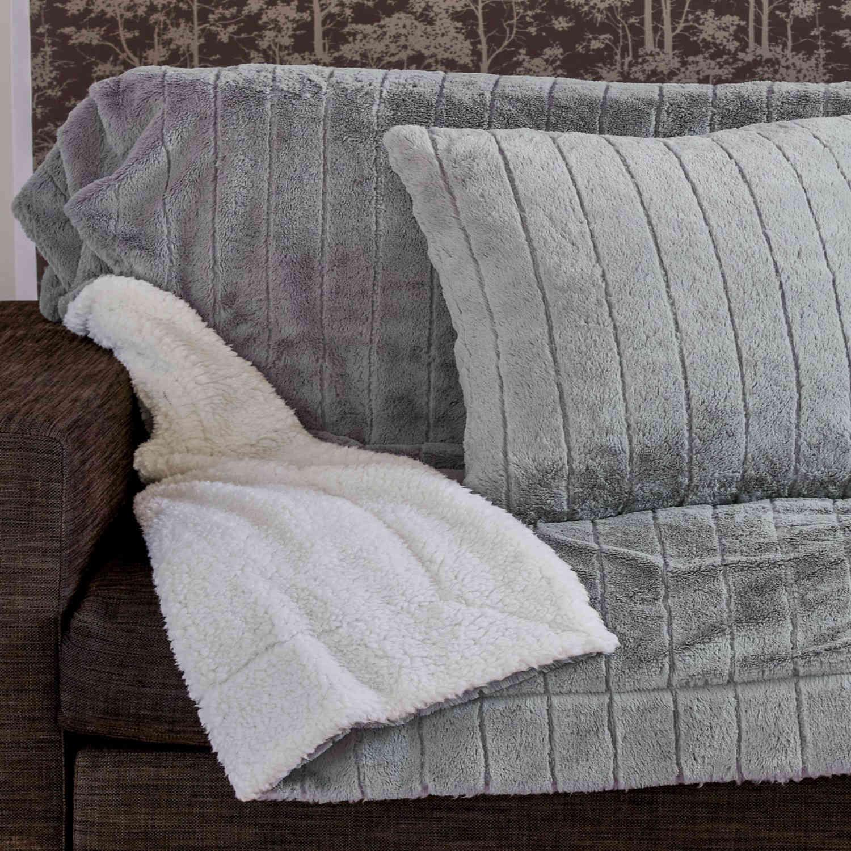 Κουβέρτα Καναπέ Warmy 182 Kentia 150X180 130x170cm