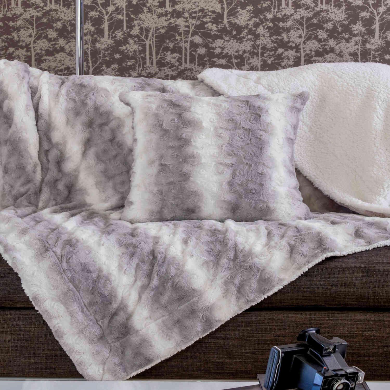 Κουβέρτα Καναπέ Warmy 183 Kentia 150X180 130x170cm