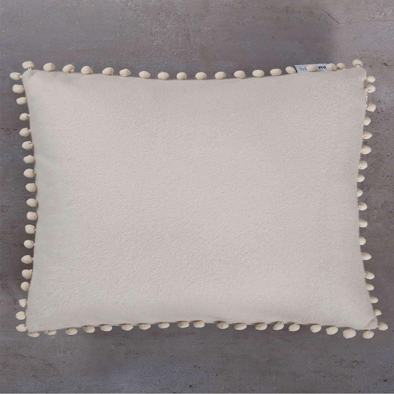 Μαξιλάρι Διακοσμητικό (Με Γέμιση) Cushy Beige Nima 45X45 100% polyester