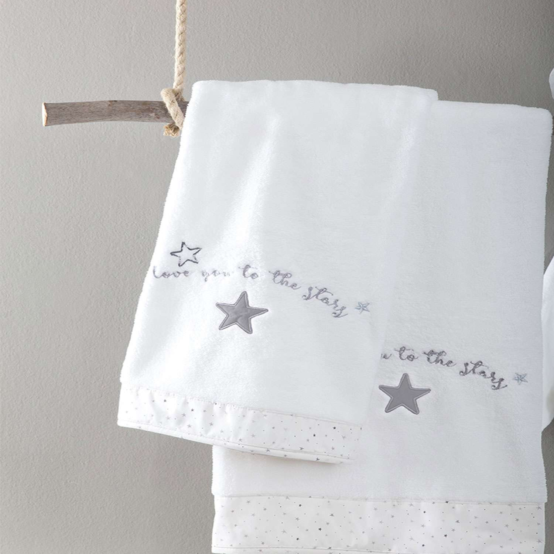 Κουβέρτα Βρεφική Baby Star Nima Αγκαλιάς 80x110cm