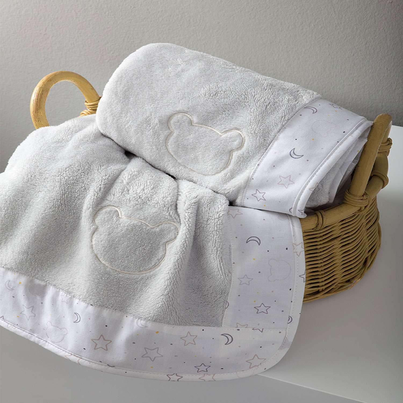 Κουβέρτα Βρεφική Goodnight Mommy Nima Κούνιας 110x140cm
