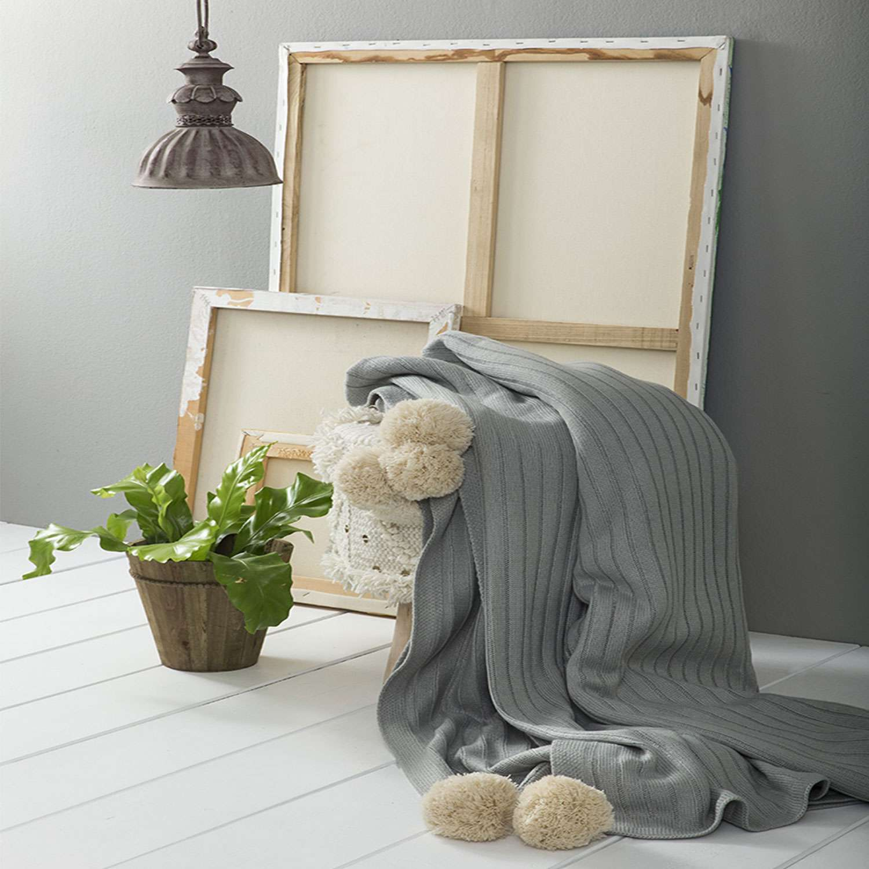 Κουβέρτα Snug Mint Nima Υπέρδιπλo 220x240cm