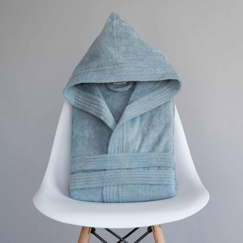 Μπουρνούζι Zen Blue Nima Large L