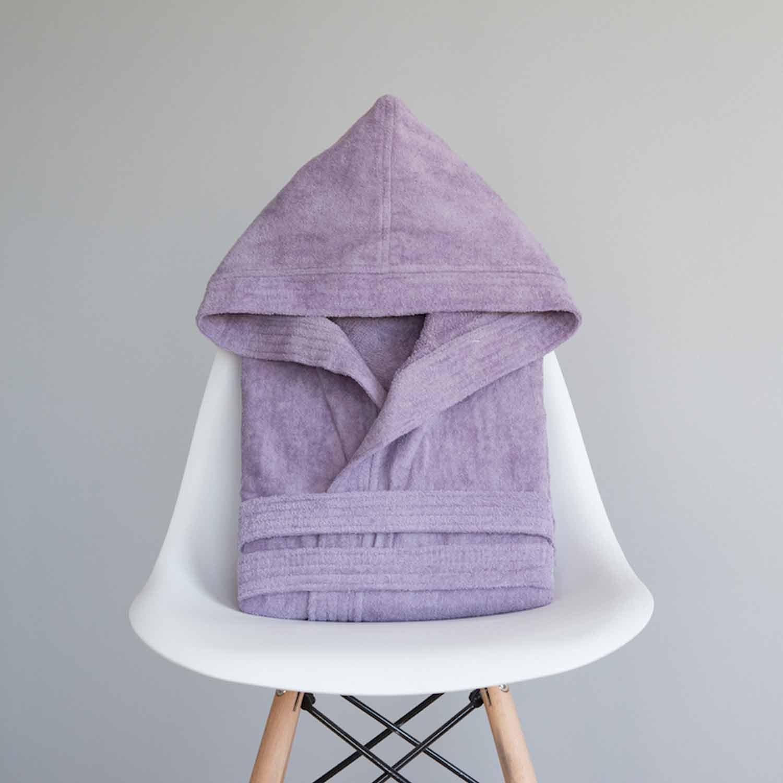 Μπουρνούζι Zen Σε Κουτί Lilac Nima X-Large XL