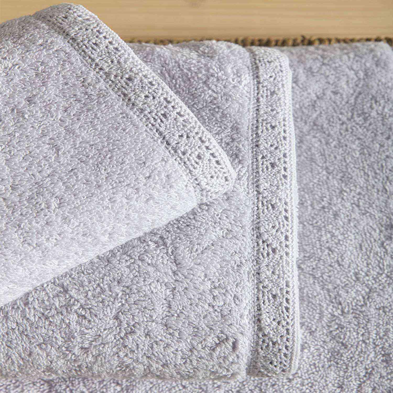 Πετσέτα – Cantata Light Gray Nima Σώματος 70x140cm