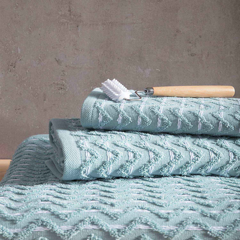 Πετσέτα – Vestige Blue Nima Σώματος 70x140cm