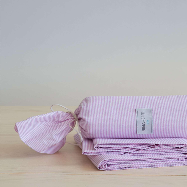 Σεντόνι – Flip Flap Lilac Nima Μονό 170x250cm
