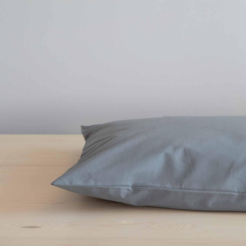 Σεντόνι Με Λάστιχο Unicolors – Stone Gray Nima Υπέρδιπλo 160x200cm