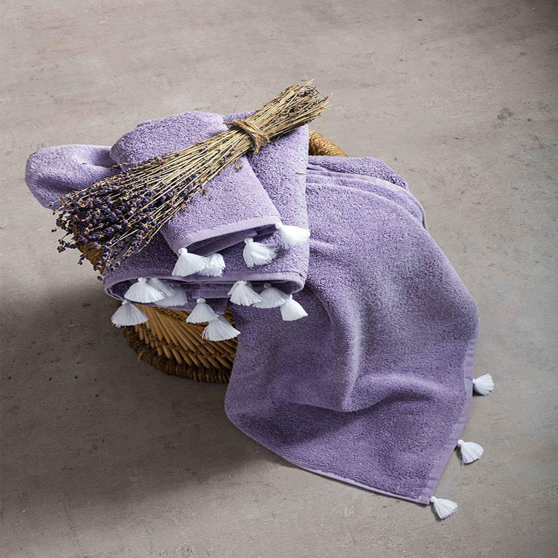 Πετσέτες Σετ – Lavinia Lilac Nima Σετ Πετσέτες