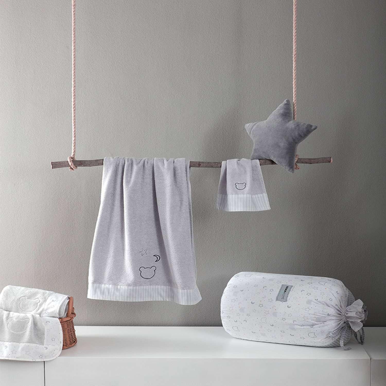 Πετσέτες Παιδικές Σετ 2τμχ. – Goodnight Mommy Nima Σετ Πετσέτες