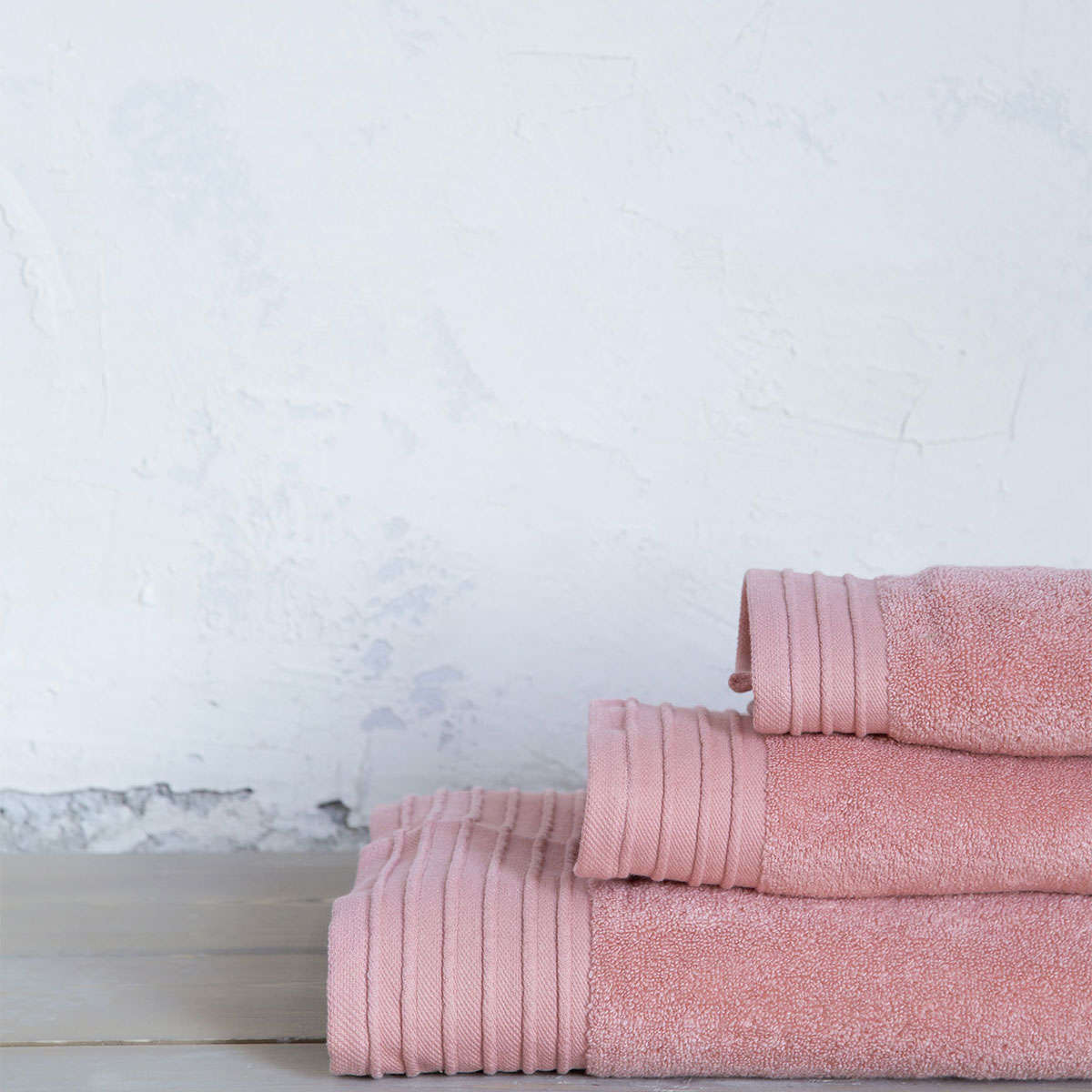 Πετσέτες Σετ 3τμχ. Feel Fresh – Strawberry Pink Nima Σετ Πετσέτες 90x145cm