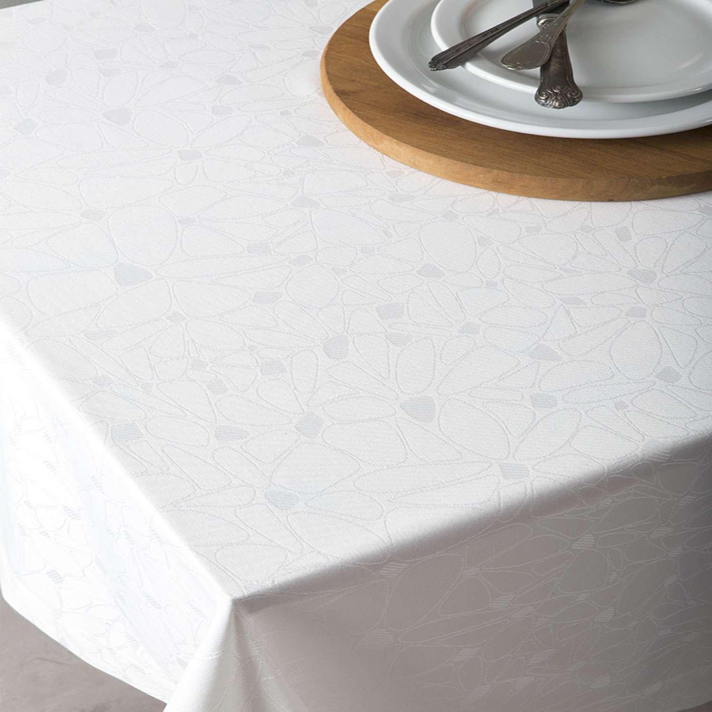 Τραπεζομάντηλο – Fleur Off White Nima 170X300