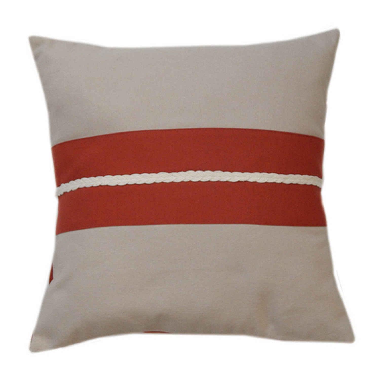 Μαξιλαροθήκη Διακοσμητική 147 Omega Home 45X45 Βαμβάκι-Polyester
