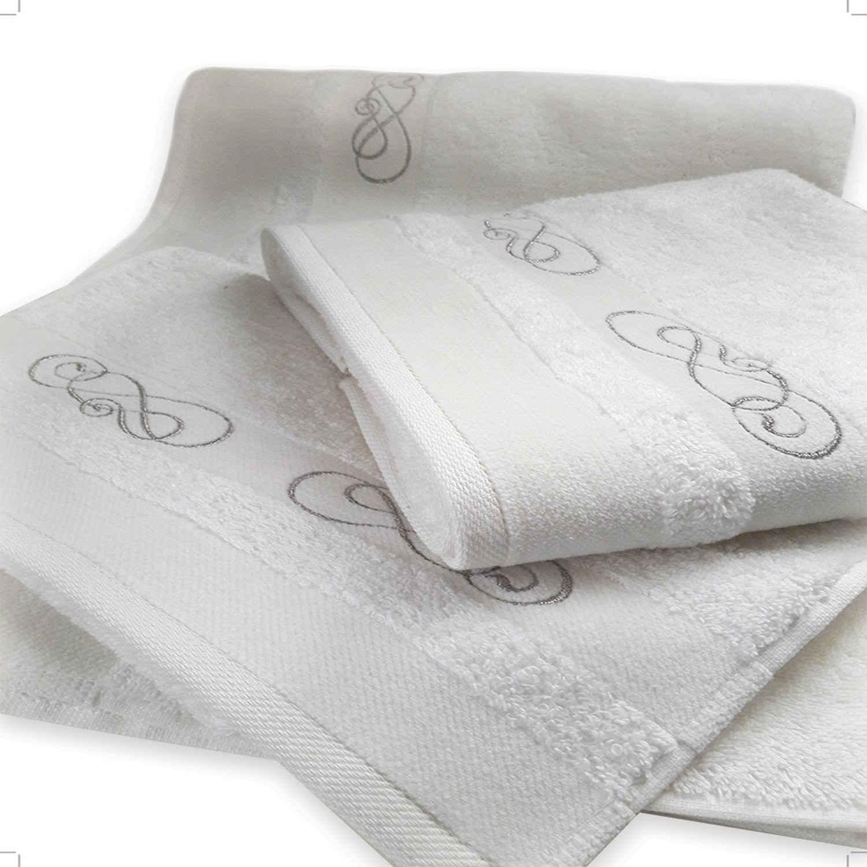 Πετσέτες Σετ 3 τμχ 156 Omega Home Σετ Πετσέτες