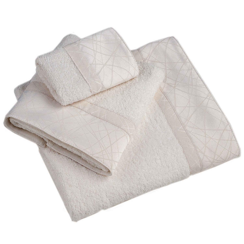 Πετσέτες Σετ 3 τμχ 101 Omega Home Σετ Πετσέτες