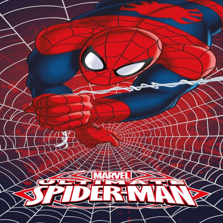 Πετσέτα Παιδική Spiderman 5 Viopros Σώματος 70x140cm