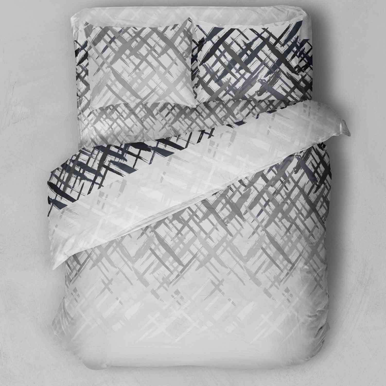 Πάπλωμα Σετ 2τμχ. Με Μαξιλαροθήκη Σχ. Ντέστινυ Viopros Ημίδιπλο 180x240cm