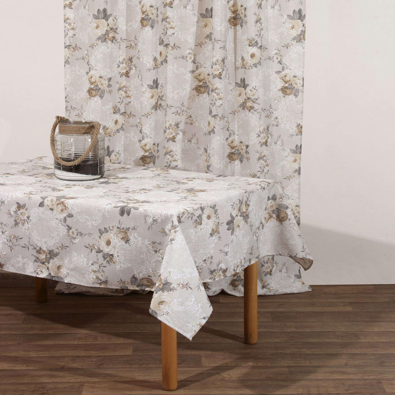 Μαξιλάρι Διακοσμητικό (Με Γέμιση) Αλίσια Viopros 45X45 100% Polyester