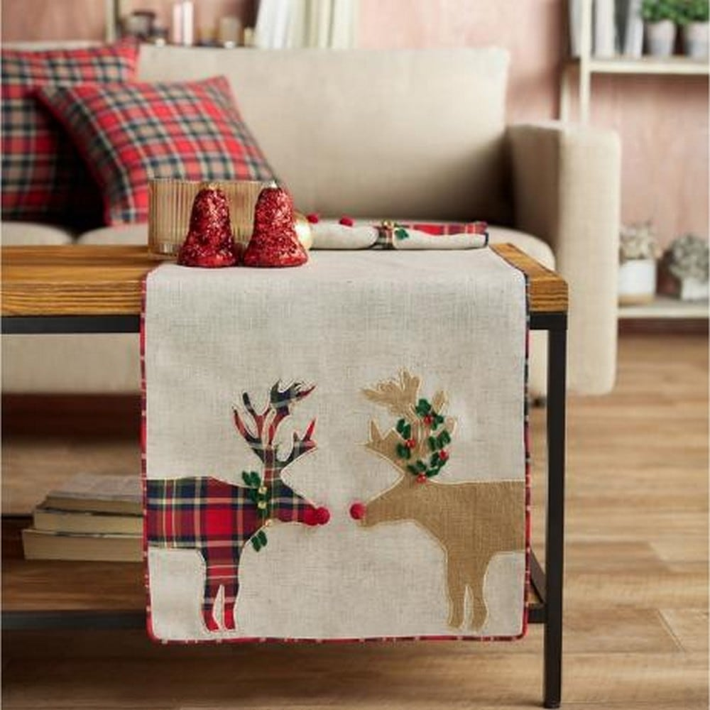 Σεμέ Χριστουγεννιάτικο 644B Gofis Home 40Χ150 40x120cm