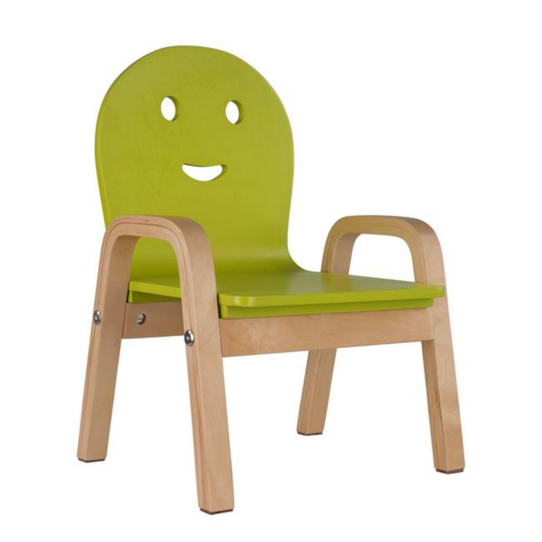 Καρεκλάκι Παιδικό Smile HM8426.03 Με Λαχανί Κάθισμα