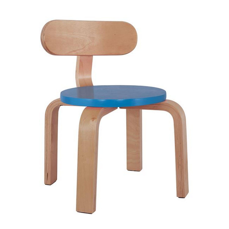 Καρεκλάκι Παιδικό Με Μπλε Κάθισμα HM8420.02