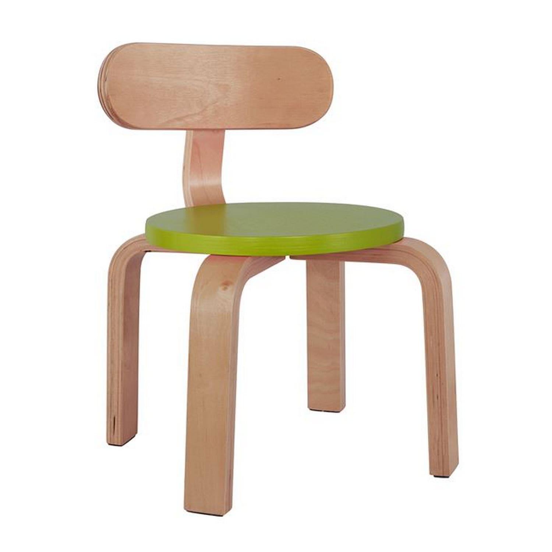 Καρεκλάκι Παιδικό Με Πράσινο Κάθισμα HM8420.03