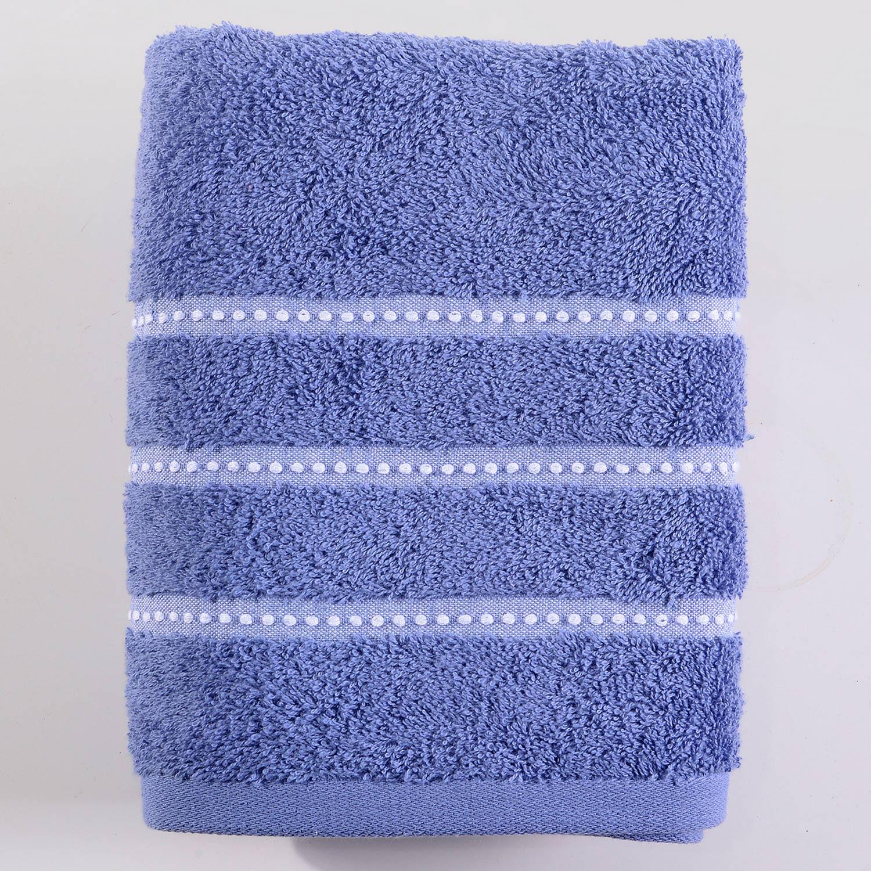 Πετσέτες Σετ 3τμχ Blue Sharon Ρυθμός Σετ Πετσέτες