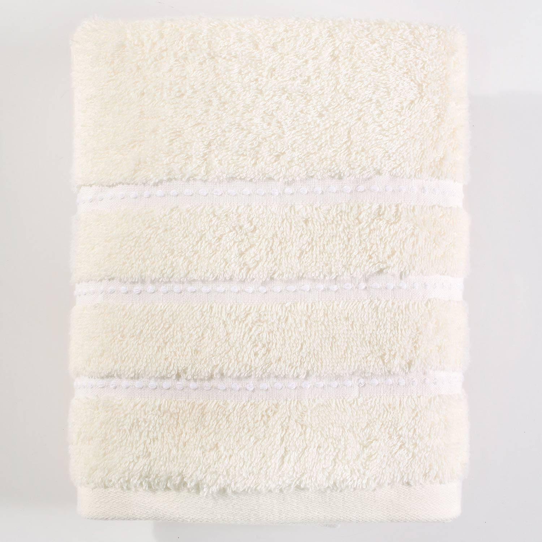 Πετσέτες Σετ 3τμχ Ivory Sharon Ρυθμός Σετ Πετσέτες