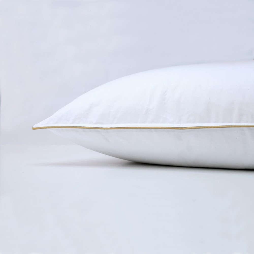 Μαξιλάρι Ύπνου Basics/Underwear White Melinen 50Χ70