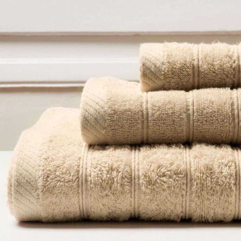 Πετσέτα Colours Beige Melinen Χεριών 30x50cm