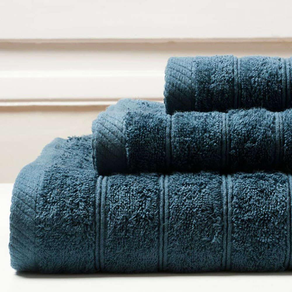 Πετσέτα Colours Blue Melinen Προσώπου 50x90cm