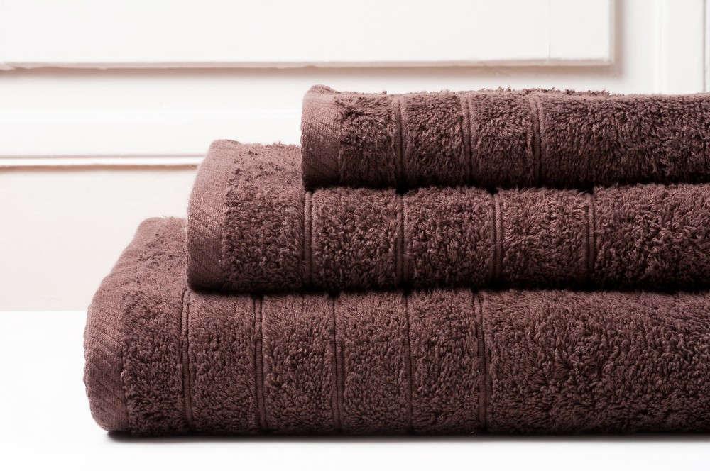Πετσέτα Colours chocolate Melinen Προσώπου 50x90cm