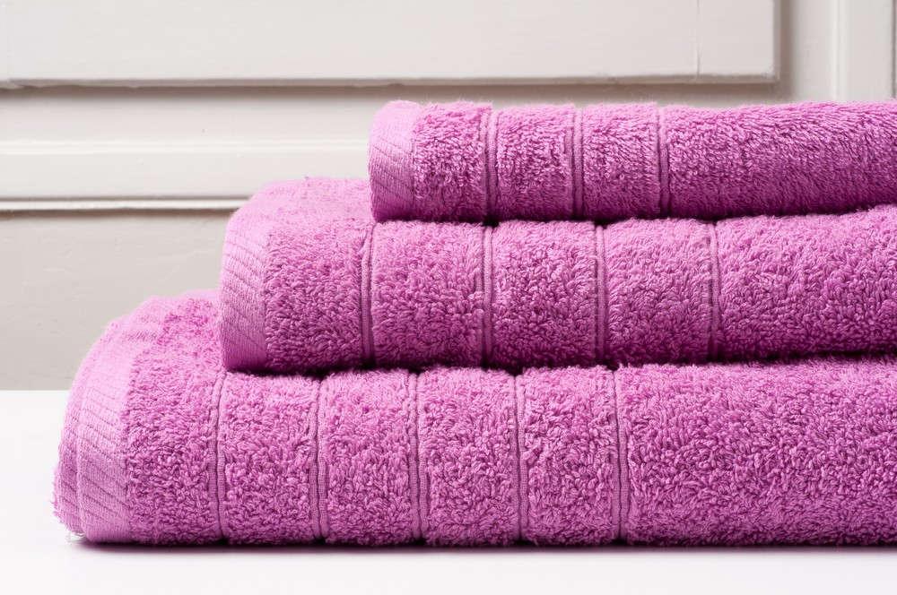 Πετσέτα Colours Orchid Melinen Προσώπου 50x90cm