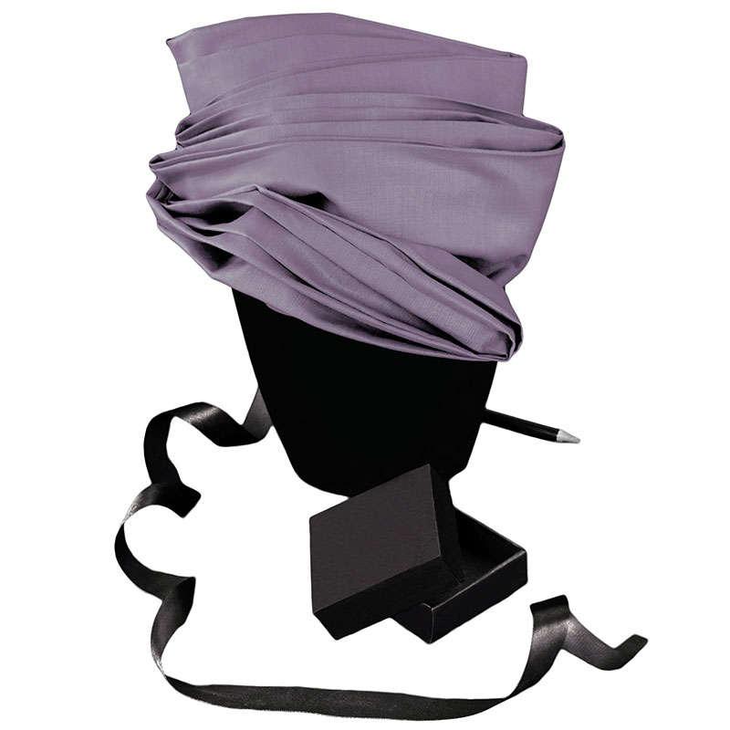 Σεντόνι Μεμονωμένο Με Λάστιχο Urban Lilac Melinen Μονό 100x230cm