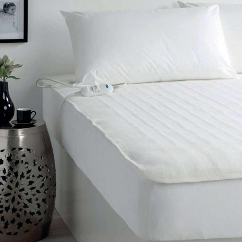 Κουβέρτα Ηλεκτρική White Melinen Μονό 90x150cm