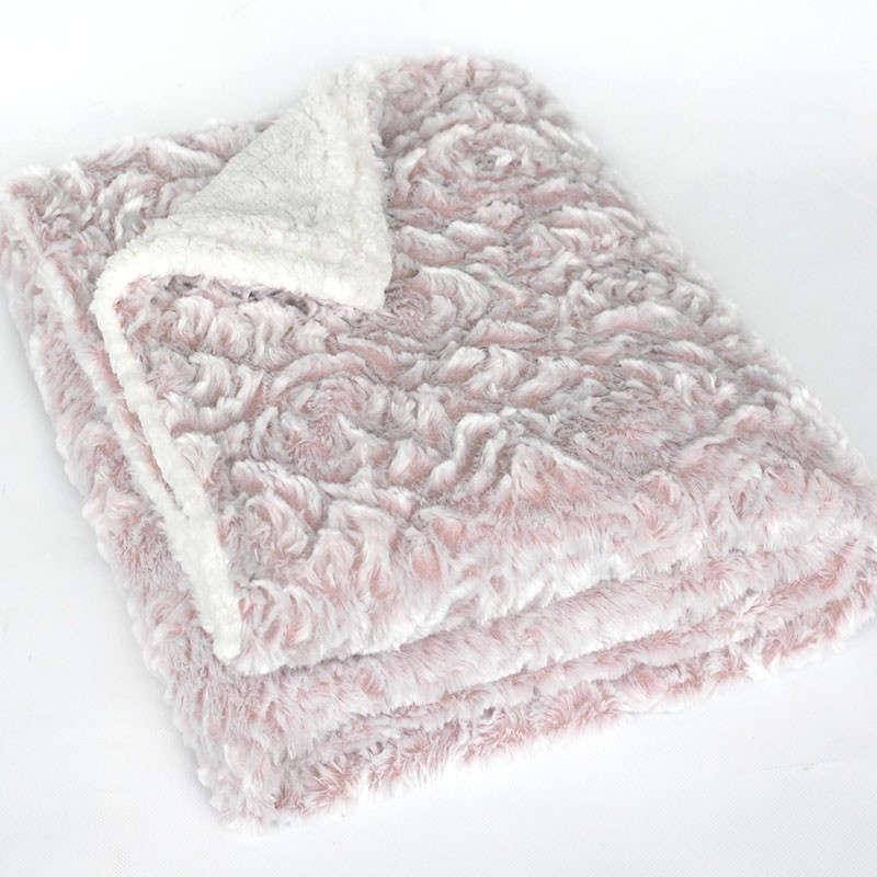 Κουβέρτα Καναπέ Abby Rose Melinen 150X180