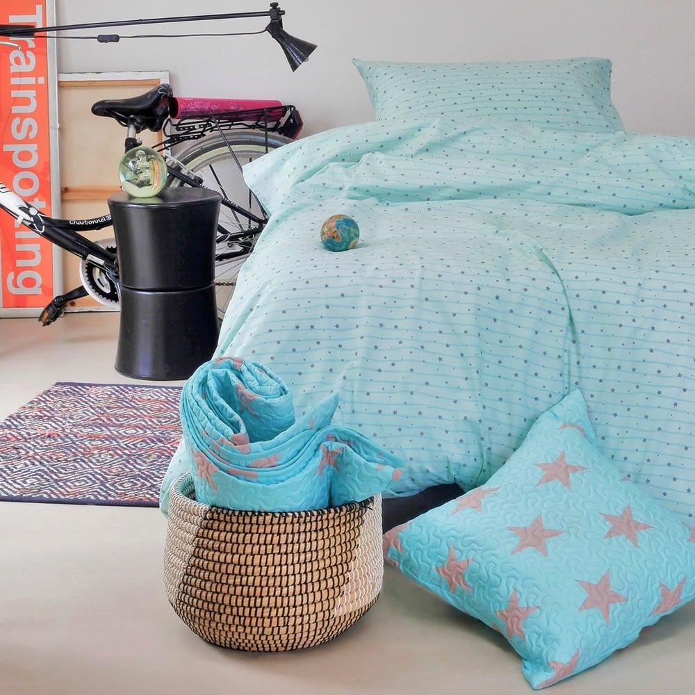 Μαξιλαροθήκες Παιδικές Σετ 2τμχ Estrella Boy Blue Melinen 50Χ70