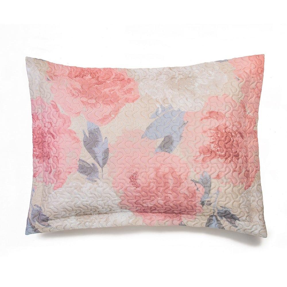 Μαξιλαροθήκη Διακοσμητική Valencia Pink Melinen 50Χ70
