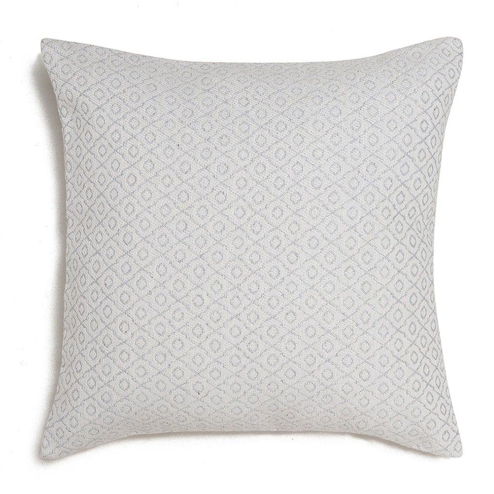 Μαξιλαροθήκη Διακοσμητική Santiago Grey Melinen 40Χ40 100% Βαμβάκι