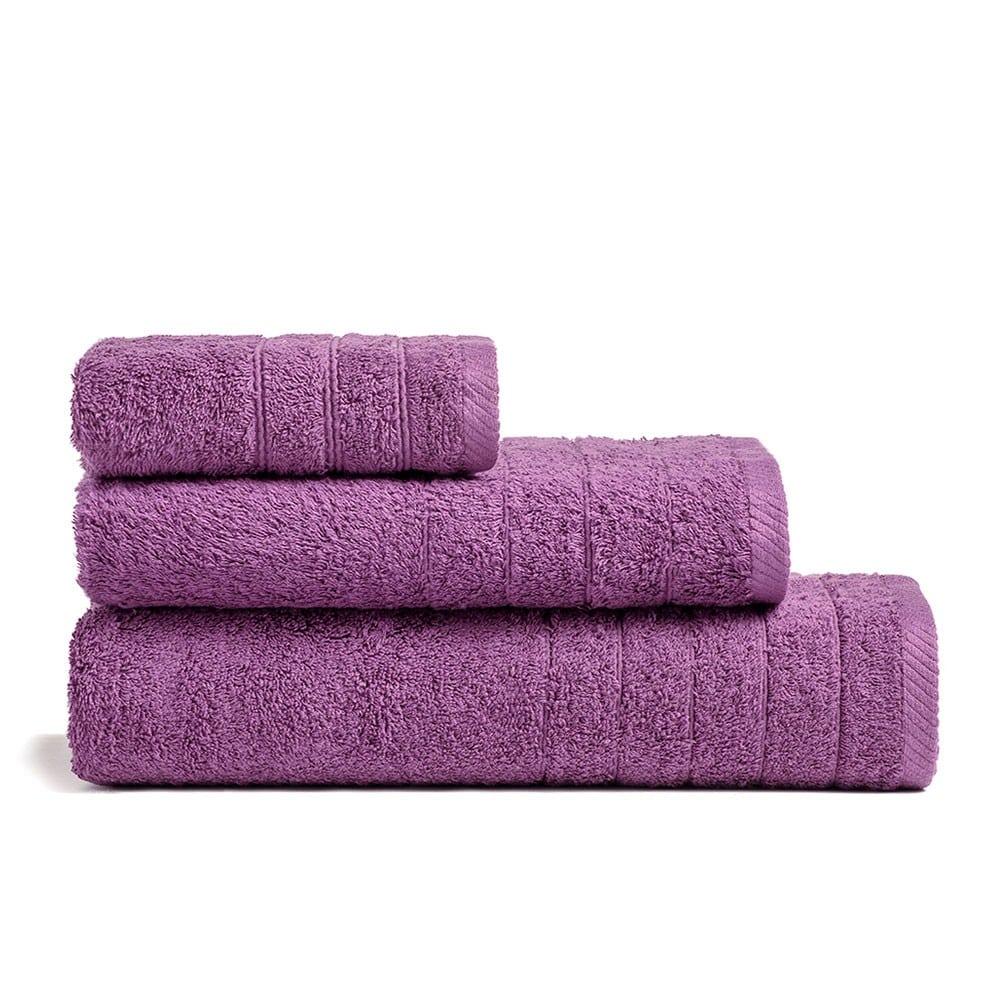 Πετσέτα Fresca Violet Melinen Σώματος