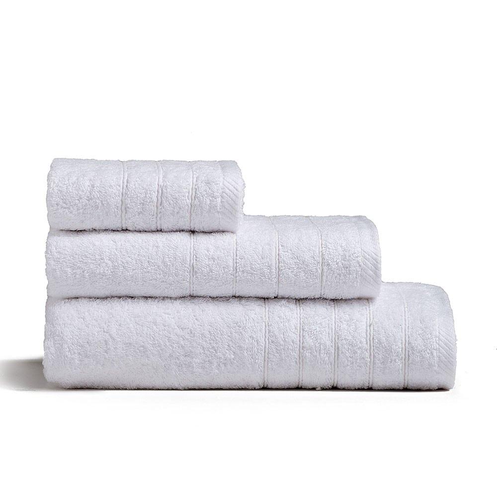 Πετσέτα Fresca White Melinen Σώματος