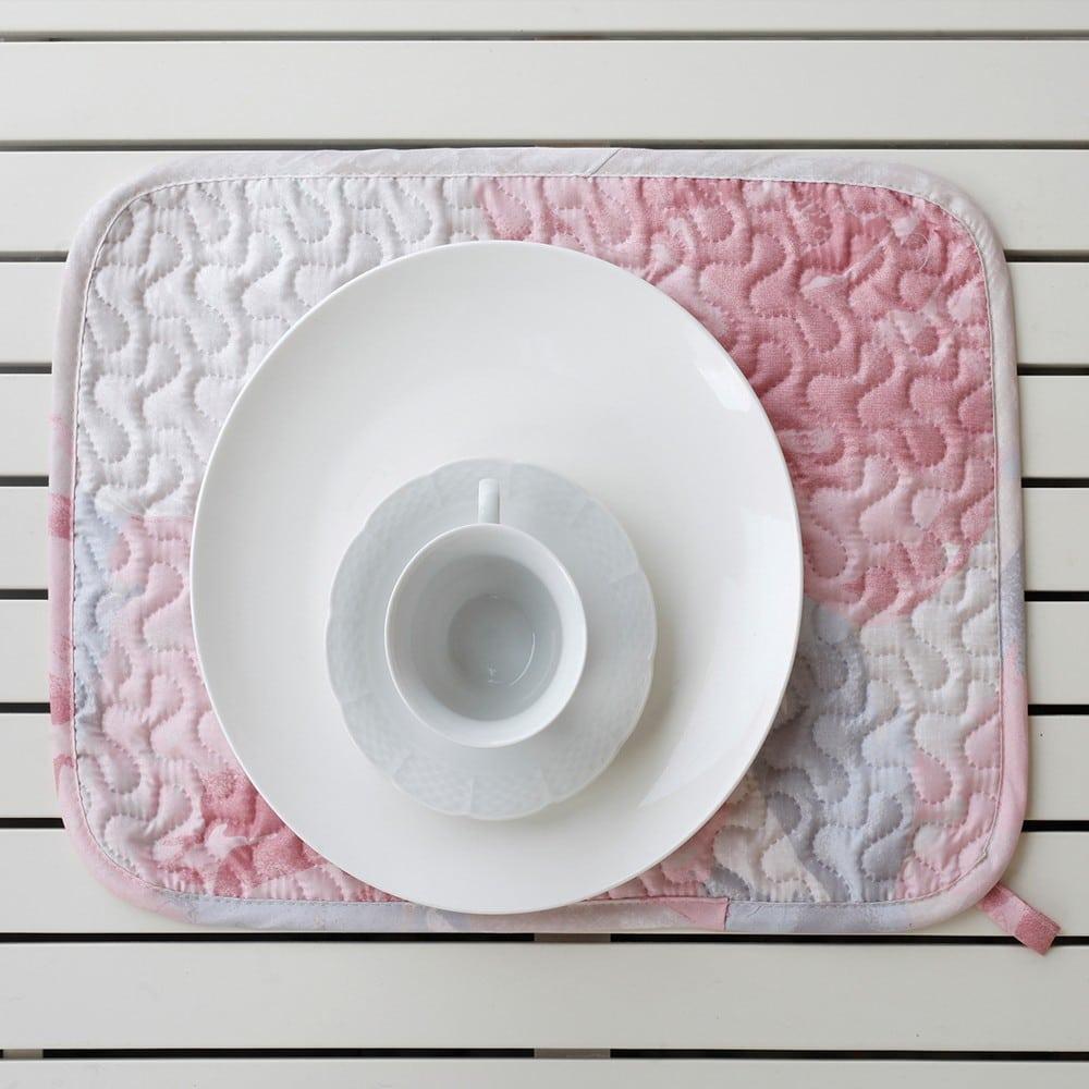 Σουπλά Valencia Pink Melinen