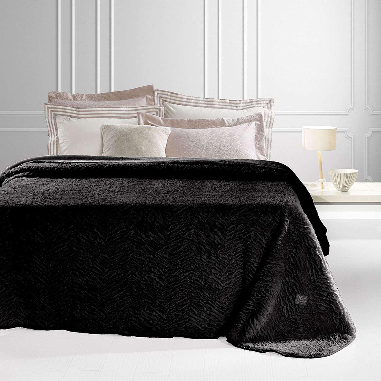 Κουβέρτα Nordic Black Guy Laroche Υπέρδιπλo 220x240cm